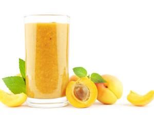 абрикосы, сок