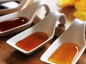 разные виды меда