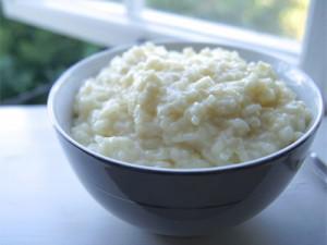 рис, каша