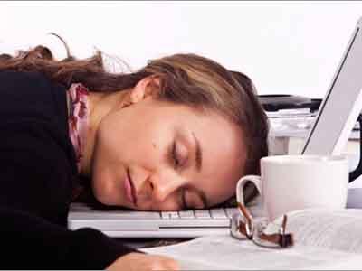 усталость, сон