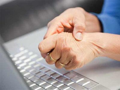 клавиатура, руки
