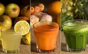 фруктово-овощные соки