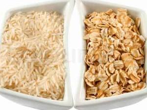 рис и овес