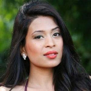красавица из Непала