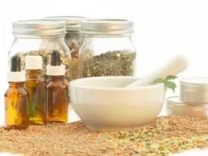 масла и травы от ожогов