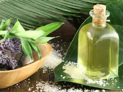 масло, соль, растения