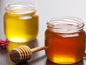 мед светлый и мед темный