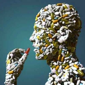 человек, таблетки