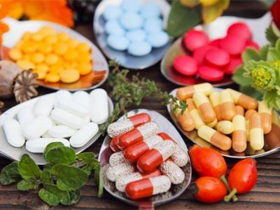 таблетки, лекарственные растения