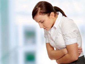 тошнота и боли в области желудка
