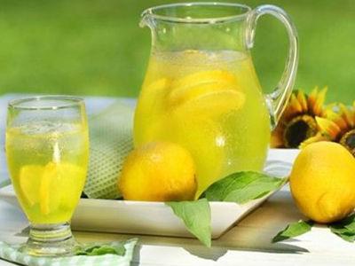 сок лимона