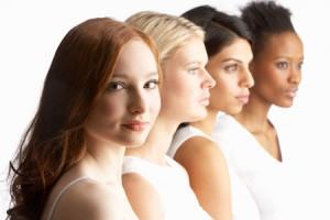 4 девушки