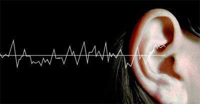 восприятие звука
