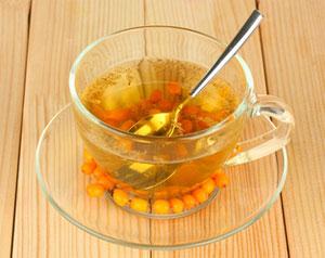 отвар, облепиховый чай