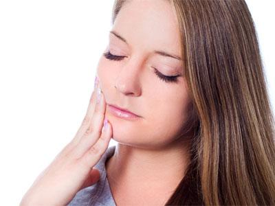 зубная боль, флюс