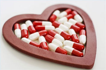 сердце, таблетки, капсулы