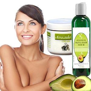 авокадо косметика