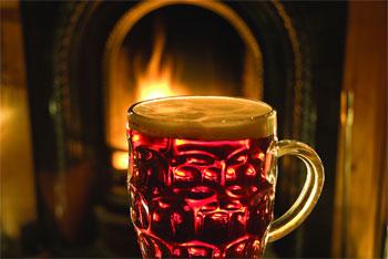 горячее пиво