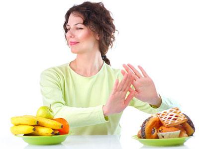 отказ от вреной еды