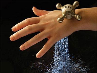 гипергидроз рук
