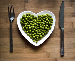 горох - пищевой продукт