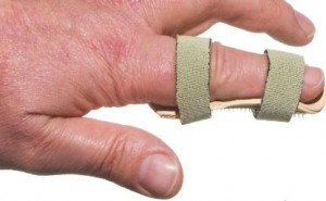 иммобилизация пальца