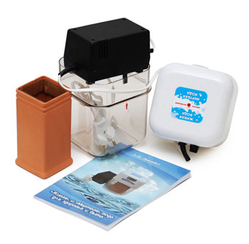 промышленный прибор для ионизации воды
