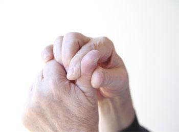 артрит, массаж