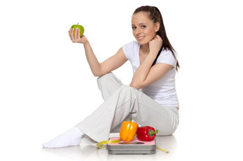 здоровое питание, вес