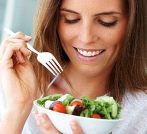 питание, салат