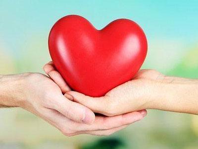 сердце, руки