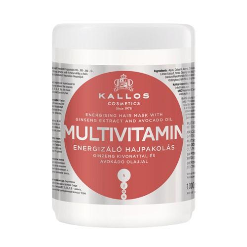маска для волос мультивитамин