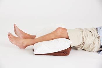 помощь при вывихе колена