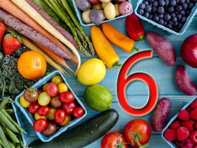 диета, стол № 6