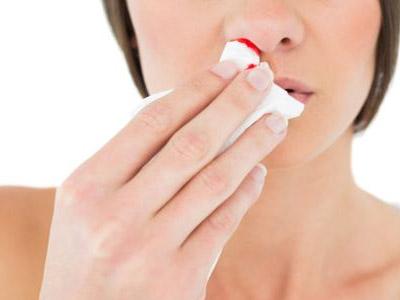 Народные средства против кровотечения из носа thumbnail