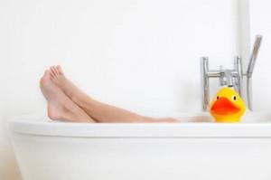 Принятие ванн