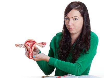 Как болят кисты на яичниках